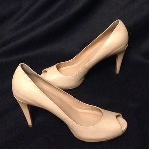 Cole Haan Nike Air nude pumps size 7